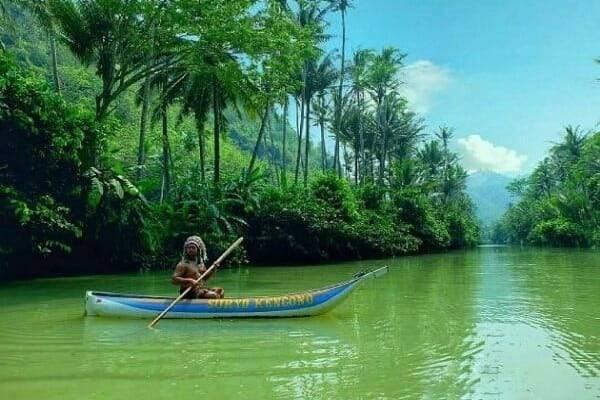 Keindahan Sungai – Sungai di Indonesia!