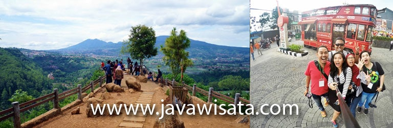 Paket Wisata Bandung 3 Hari 2 Malam Terbaru