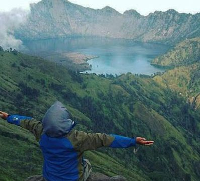Gunung Rinjani Lombok, Wisata Lombok Murah, Tempat wisata di lombok