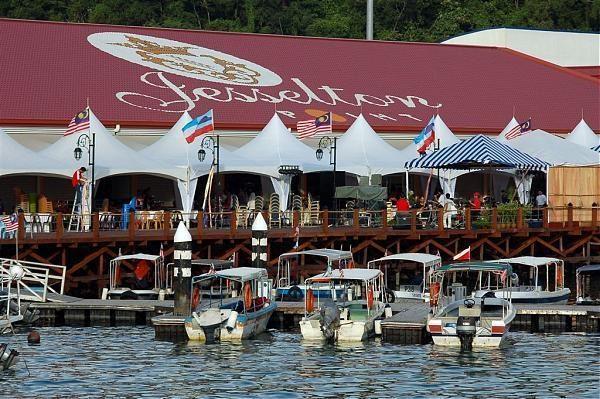 Jesselton point, kinabalu, tour malaysia murah, wisata ke malaysia