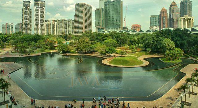 Lake Symphony Kuala Lumpur Malaysia, wisata malaysia, tour malaysia