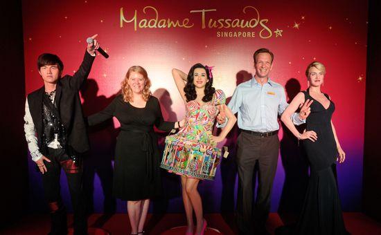 Maddame Tussauds Singapore, tour singapore, wisata singapore