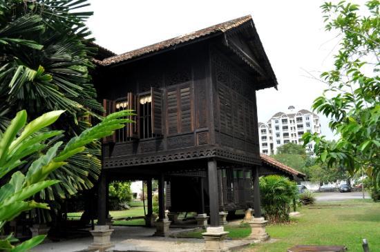 Rumah Penghulu Abu Seman, wisata malaysia, tour malaysia