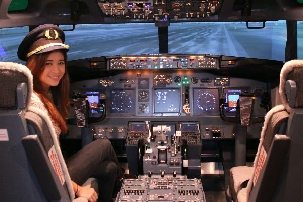 Singapore Flight Experience