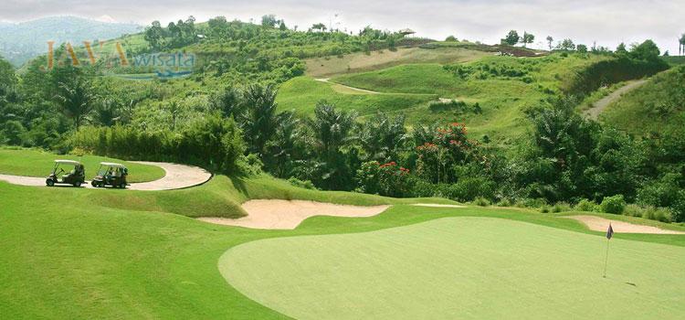 Info Lengkap Wisata Golf di Bandung