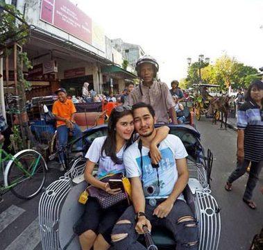 jogja wisata, tour jogja murah, wisata becak di jogja, Tempat Liburan Murah di Bandung