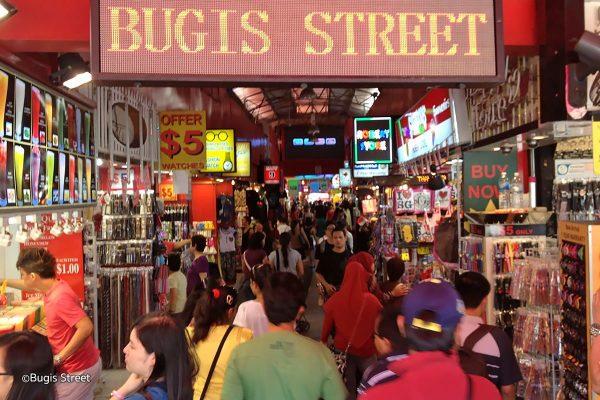 bugis street market singapore