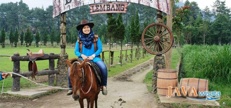 5 Tempat Wisata yang Menawan di Bandung