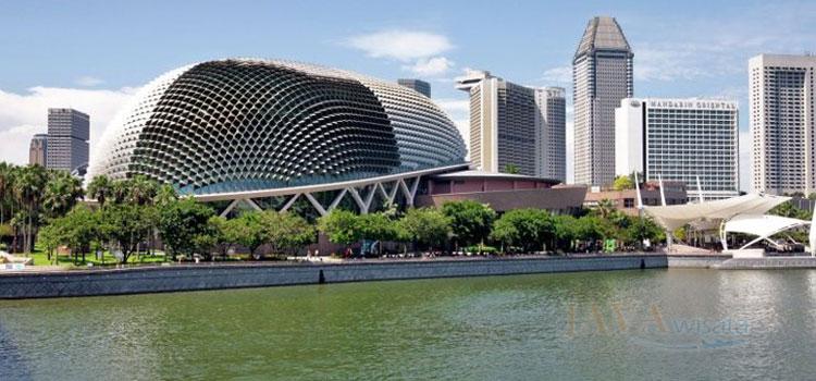 Liburan Sehari di Singapore