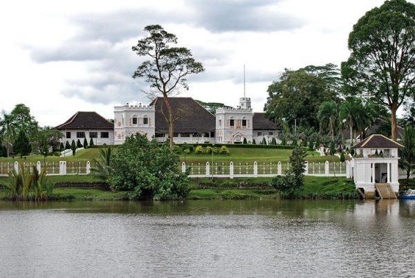 fort margharita kuching, wisata malaysia murah, tour malaysia