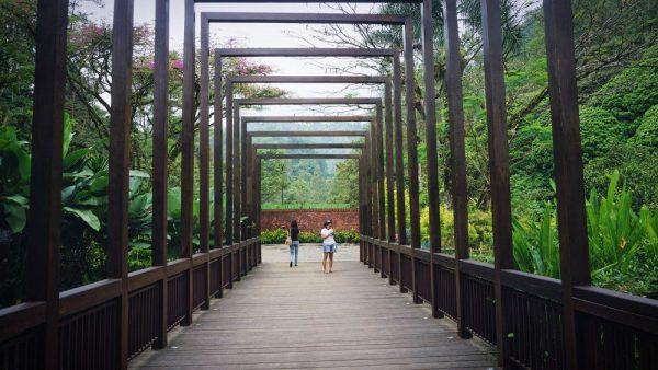 maribaya bridge, maribaya hot spring