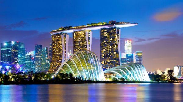 marina bay sand, tour singapore, wisata singapore murah