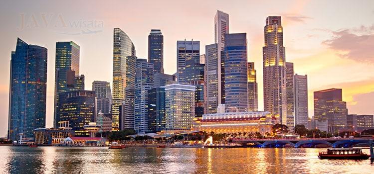 4 Tempat Wisata Singapura yang Harus Anda Datangi!