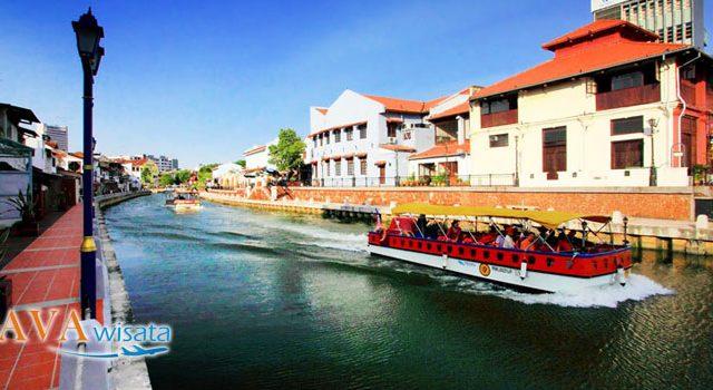 melaka river cruise, paket wisata melaka, melaka malaysia