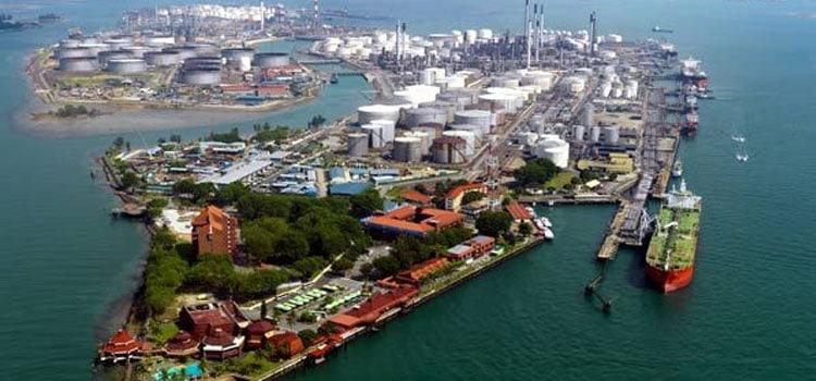Daratan Utama Singapura: Pulau Ujong