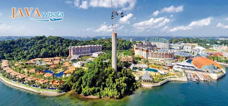 3 Tempat Wisata Singapore Paling Diminati