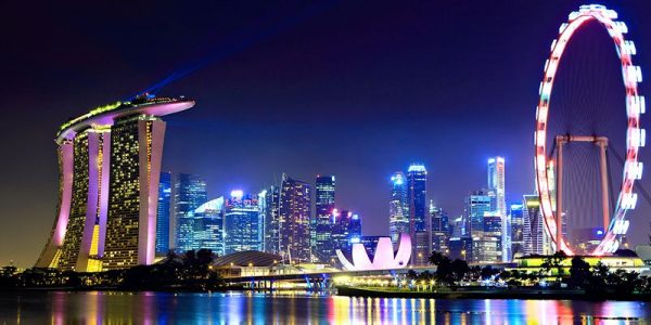 singapore flyer, tour singapore, wisata singapore