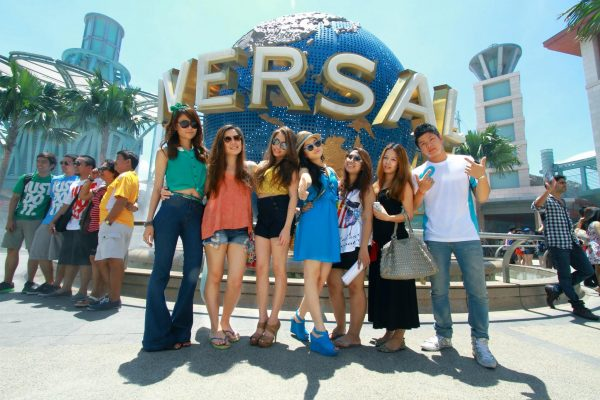 universal studio singapore, singapore tour, wisata singapore