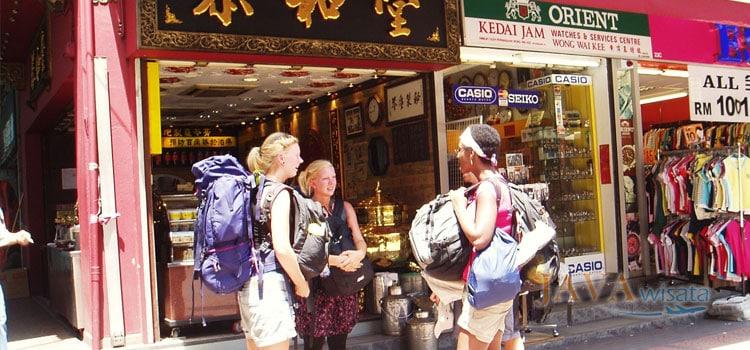 Tips Backpacker Ke Malaysia Yang Murah Meriah